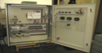 The automatic control system of switching of powerful direct current electric machines (DC) (ACS of switching)